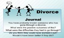 Divorce Utah Education Network PowerPoint Presentation