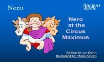 Emperor NERO at the Circus Maximus Ancient Rome PowerPoint Presentation