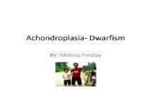 Learn Achondroplasia PowerPoint Presentation
