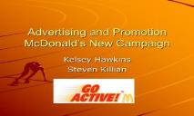 Advertising and Promotions PowerPoint Presentation