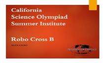 Event Name Science Olympiad PowerPoint Presentation
