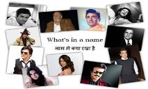 Celebrities and their real name PowerPoint Presentation