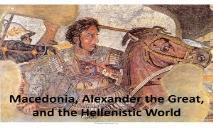 Alexander the Great Student Handouts PowerPoint Presentation