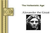 About Alexander the Great PowerPoint Presentation