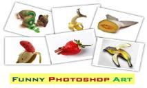 Funny Photoshop Art PowerPoint Presentation