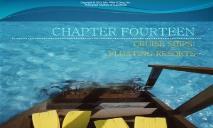 Cruise Ships Floating Resort PowerPoint Presentation