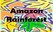 Study Amazon Rainforest PowerPoint Presentation