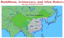 Buddhism Aristocracy and Alien Rulers PowerPoint Presentation