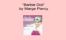 Barbie Doll PowerPoint Presentation