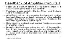 Operational amplifier University of Minnesota Duluth PowerPoint Presentation
