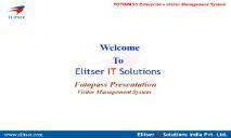 FOTOPASS Enterprise PowerPoint Presentation