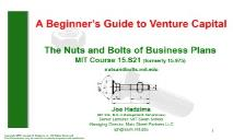 Beginners Guide to Venture Capital PowerPoint Presentation