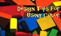 Design Tips For Using Color PowerPoint Presentation