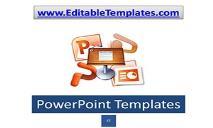 EditableTemplates.com - PowerPoint Templates PowerPoint Presentation