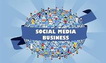Social Media Business PowerPoint Presentation
