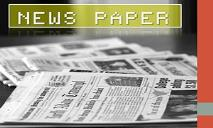 Newspaper PowerPoint Presentation