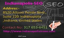 Seo in Indianapolis -  Does Every Business Need Search Engine Optimization Services? PowerPoint Presentation