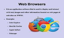 Web Hosting And Surfing PowerPoint Presentation