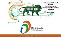 Digital India PowerPoint Presentation