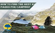 How to Find the Best RV Parks for Camping PowerPoint Presentation