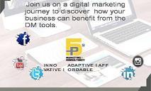 5Ps Marketing & Consultancy PowerPoint Presentation