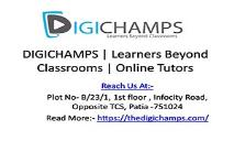DIGICHAMPS OnLine Learning Beyond Classrooms PowerPoint Presentation