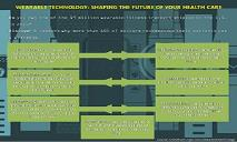 Wearable technology   Your Health Care PowerPoint Presentation