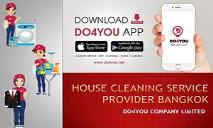 House Cleaning Bangkok by DO4YOU PowerPoint Presentation