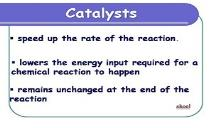Catalysts PowerPoint Presentation