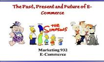 E commerce in India PowerPoint Presentation