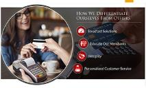 What Makes Merchants United Different From Its Competitors? PowerPoint Presentation