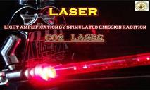 CO2 LASER PowerPoint Presentation