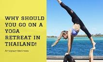 Yoga Retreat Thailand Magical yoga hotspots PowerPoint Presentation
