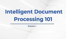 Intelligent Document Processing PowerPoint Presentation