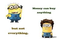 Money Is Not Everything PowerPoint Presentation