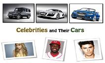 Celebrities and their cars PowerPoint Presentation
