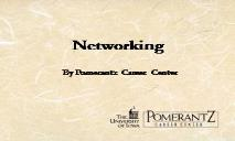 Learn Networking PowerPoint Presentation