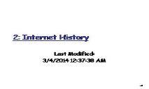 Internet World History PowerPoint Presentation