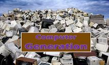 Computer Generation PowerPoint Presentation