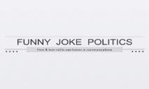 FUNNY JOKE POLITICS PowerPoint Presentation
