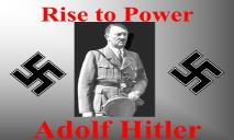 Adolf Hitler Article PowerPoint Presentation
