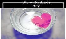 Valentine day PowerPoint Presentation