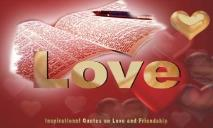 About Love PowerPoint Presentation