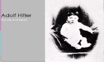 Adolf Hitler leader PowerPoint Presentation