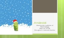 Android Wiki PowerPoint Presentation