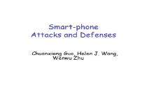 SmartPhone Attacks and Defense PowerPoint Presentation