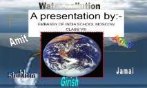 Water Pollution PowerPoint Presentation
