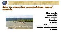 River Danube (Pollution) PowerPoint Presentation