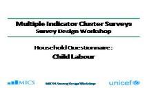 Child Labour PowerPoint Presentation