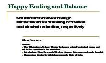 Happy Ending and Balance PowerPoint Presentation